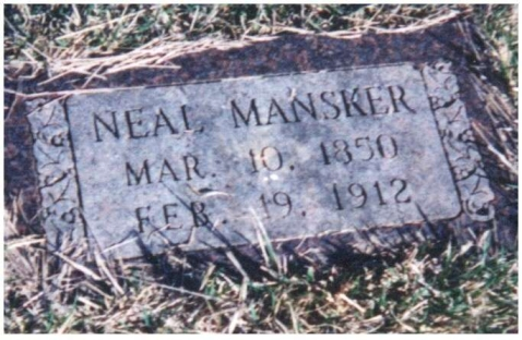 The Old Mansker Cemetery, Randolph County, Arkansas