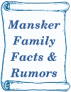 Mansker Family Facts & Rumors