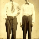 Marvin McCoy and Everett Hook 1917