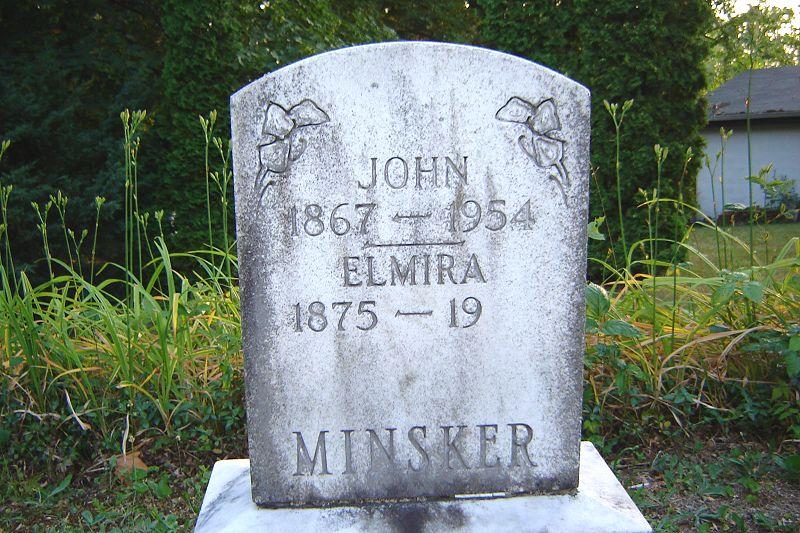 John and Elmira Minsker