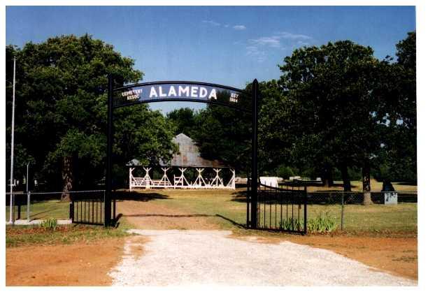 Eastland Alameda Cemetery