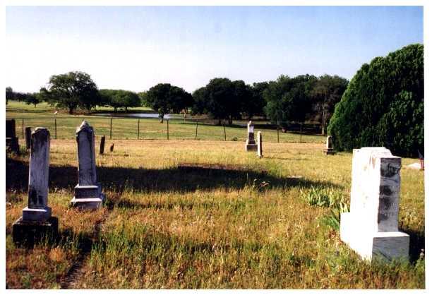 Mansker Family Plot, Alameda Cemetery