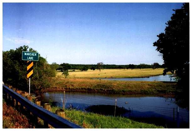 Mansker Lake