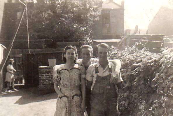 Melva, Clarence Ralph & Gordon Clair Mansker