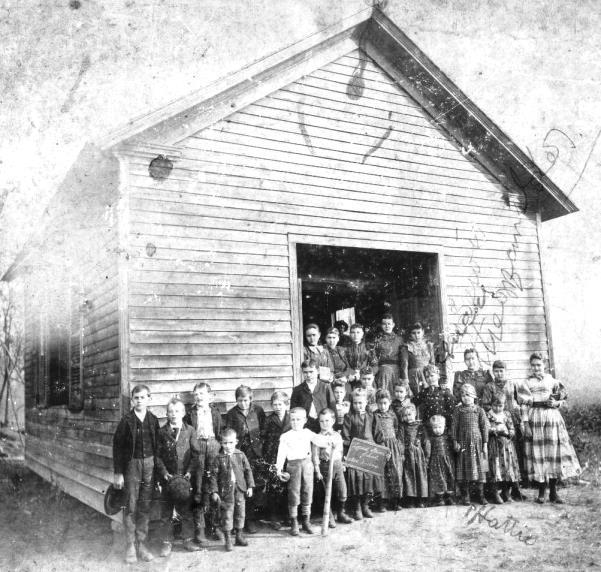 Thebes School 1894