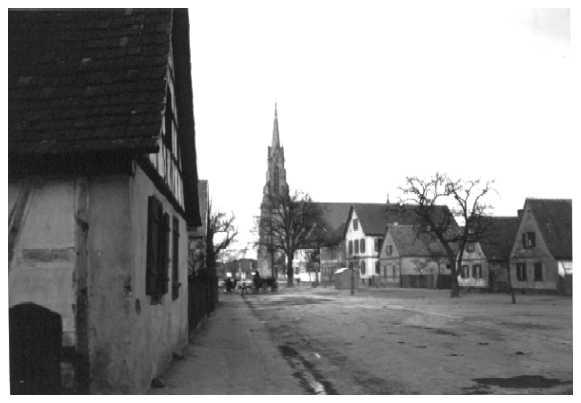 Neureut in 1910