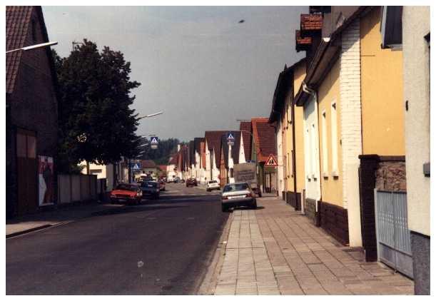 A Street in Neureut