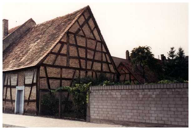 One of the Oldest Structures in Neureut