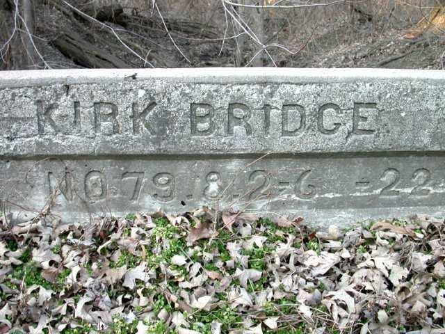 The Kirk Bridge