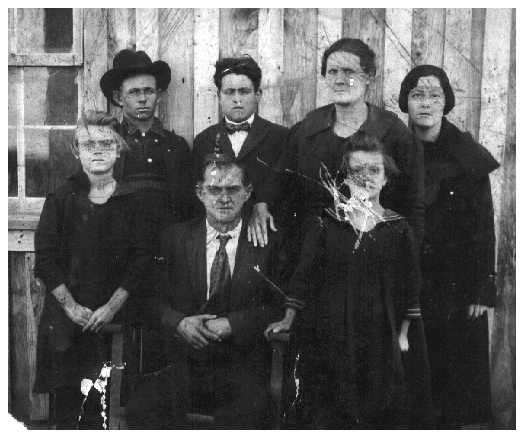 The family of Minnie Alice Mansker (1873-1943) and Miles Hiram Stypes (1873-1950)