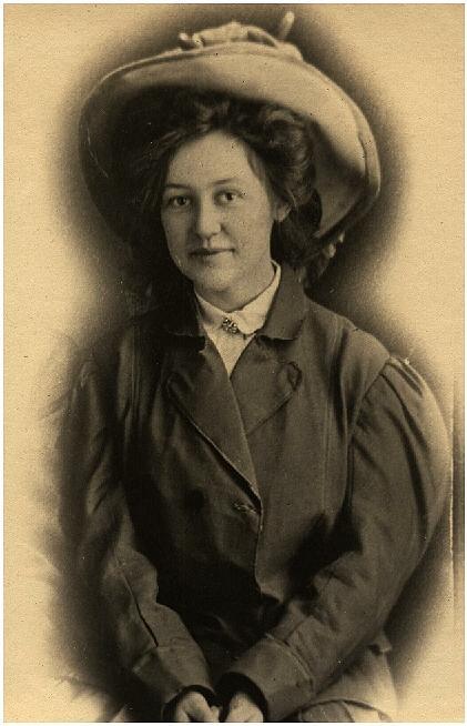 Mary Mansker 1893-1982