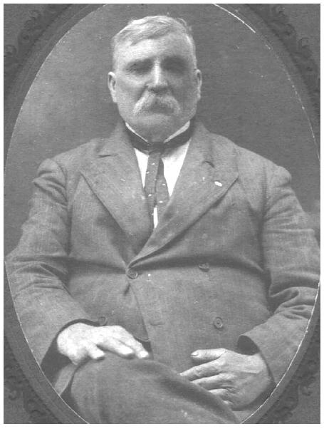 Joseph William (Blind Bill) Ingram
