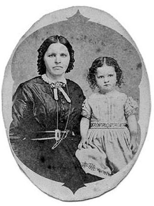 Christina Chandler (1827-1876)