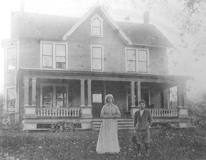 The Old Minsker House