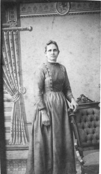 Mary Kinnison Mansker